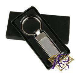 Prostokątny brelok do kluczy V2028-32